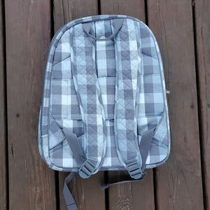 Vera Bradley Bags - Vera Bradley Buffalo Check Backpack